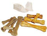 Benefits of rawhide dog bones
